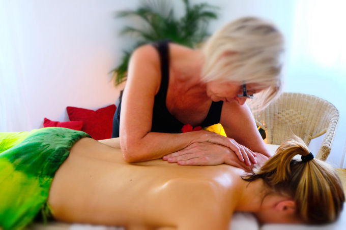 Ines Gericke – Massage
